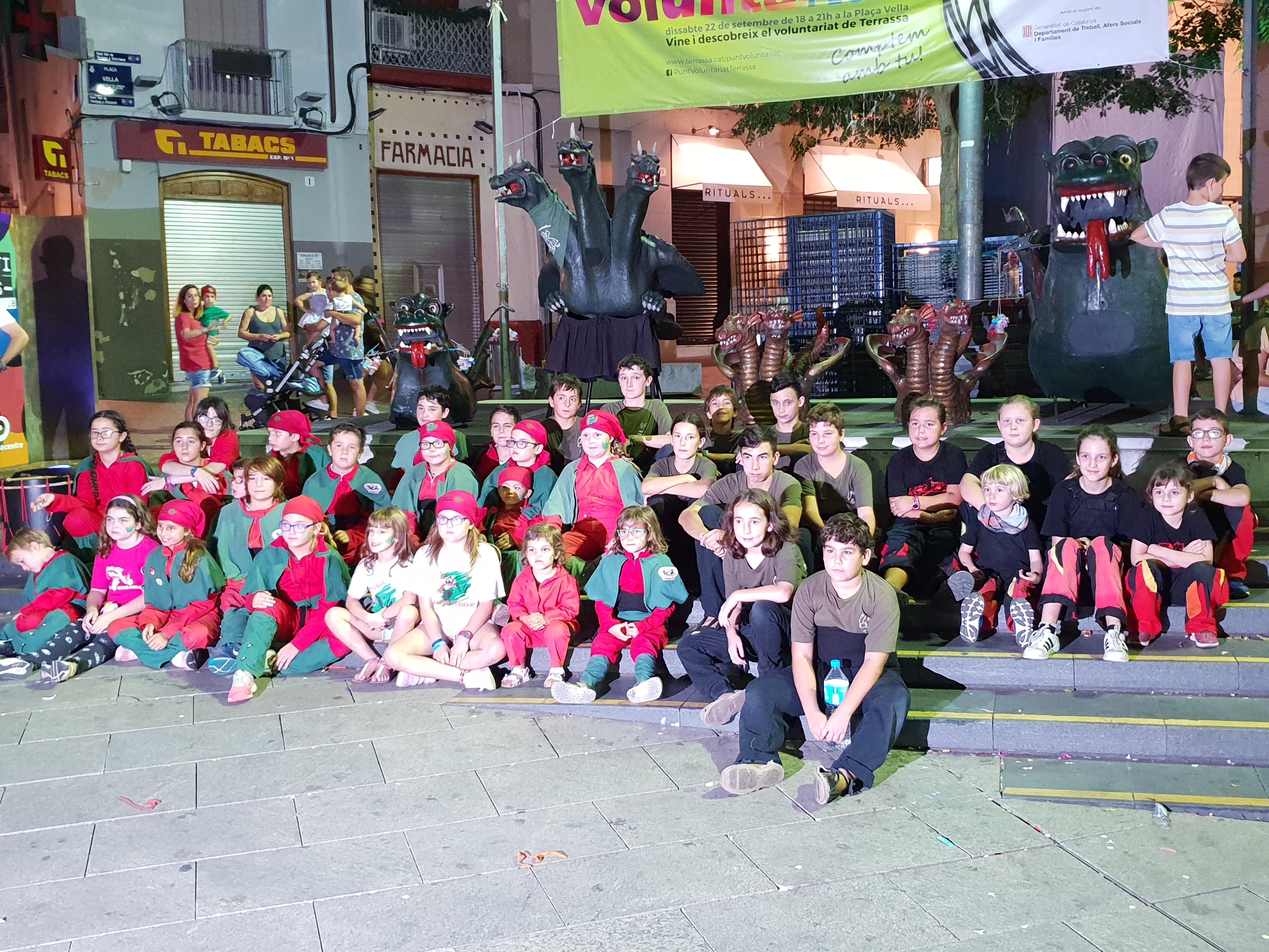 Terrassa - Granollers - Sabadell Diada del xumet Terrassa 23-9-18