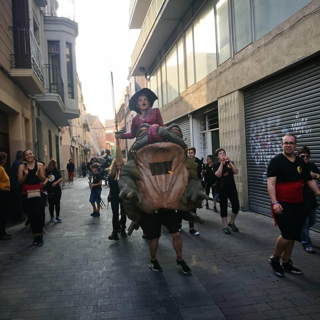 Gripau de les Bruixes del Nord de Sabadell