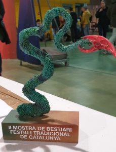 Recordatori de la 2a Mostra de Bestiari de Mataró 20190216
